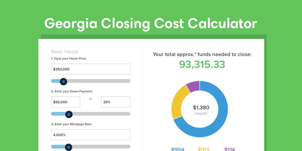 Mortgage calculator georgia kass | western springs real estate.